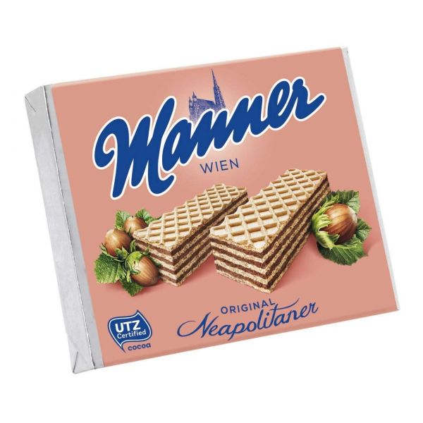 Manner Schnitten Neapolitaner, 75 g