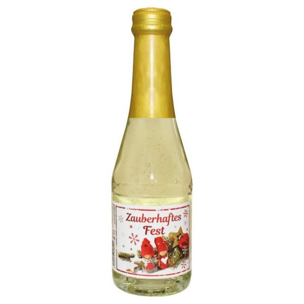 """Weihnachts-Piccolo """"Zauberhaftes Fest"""", 0,2 l"""