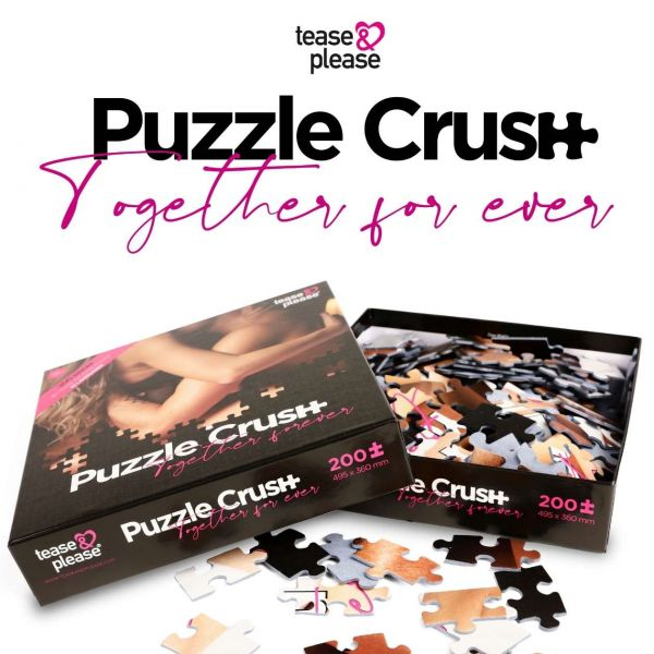 "Erotik Puzzle, ""Together Forever"", 200 Teile"