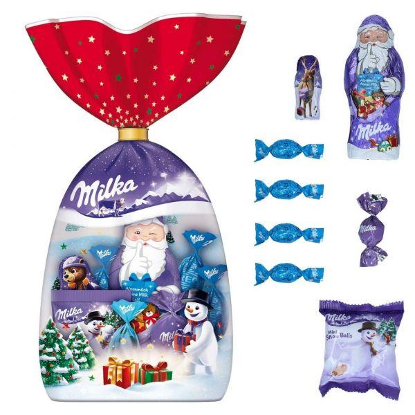 milka Weihnachtsmischung, 126g