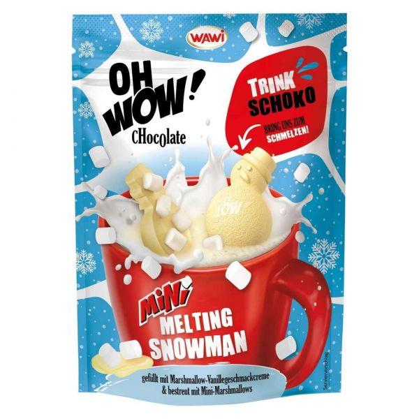Wawi Melting Snowman, mit Vanille Marshmallows