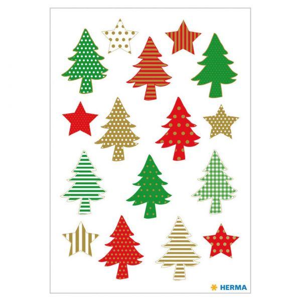 Sticker Weihnachten: Oh Tannenbaum