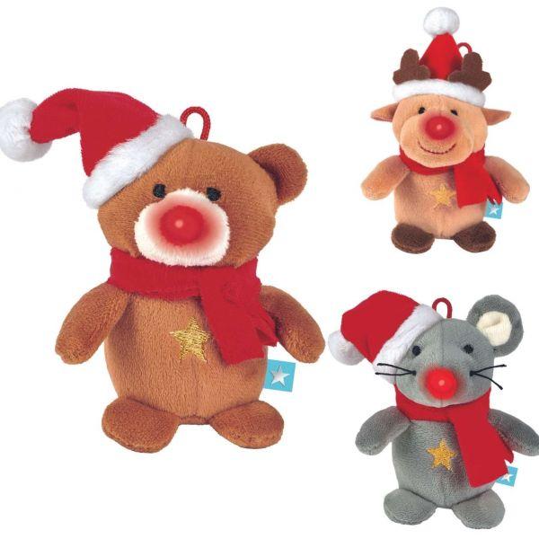 Weihnachtsfigur Singend, sortiert