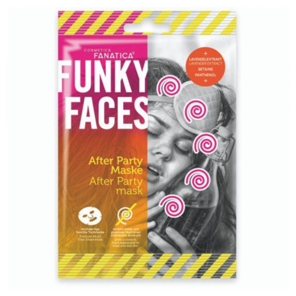 Tuchmaske After Party, Funky Faces