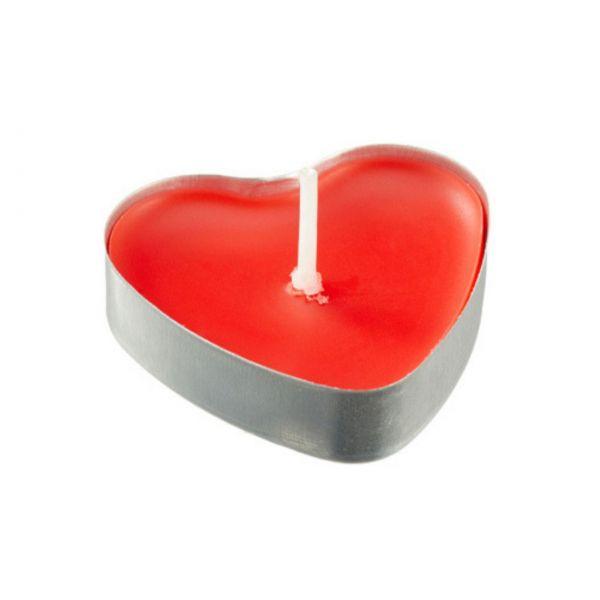 Teelicht Herz, 1 Stück