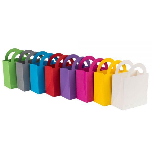 Geschenktüte colour bag S, Buntbox