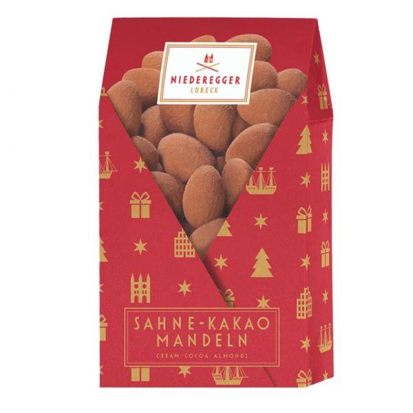 Sahne-Kakao Mandeln, Niederegger