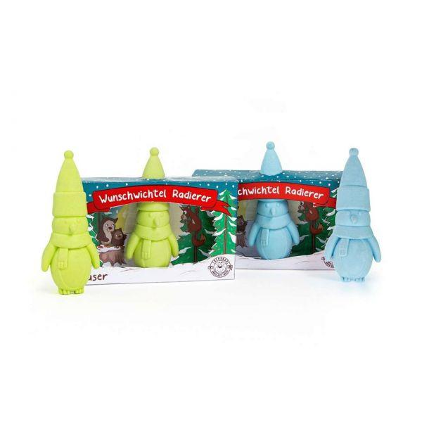 Radiergummi Weihnachten Wunschwichtel