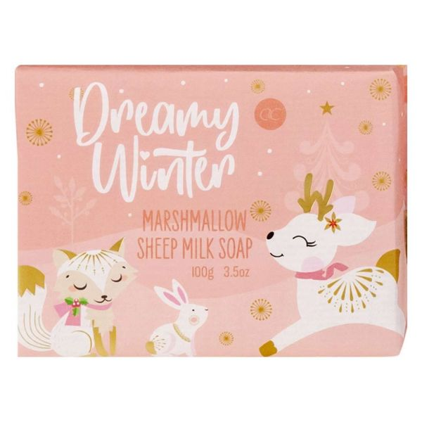 Schafmilchseife, Dreamy Winter, 100 g