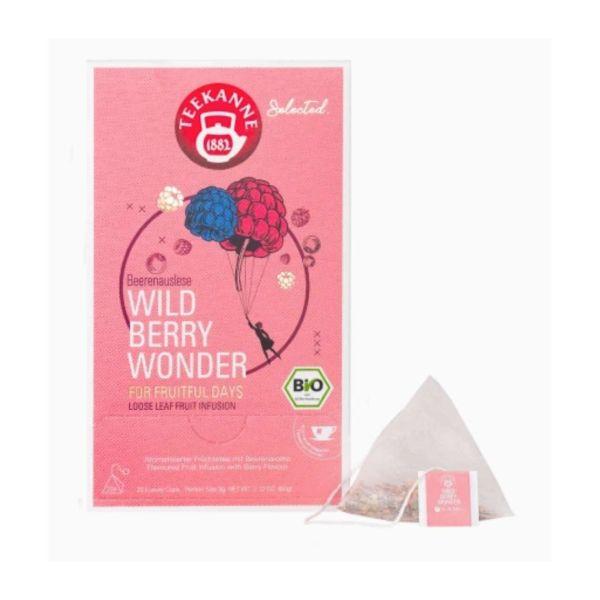 Teekanne Tee, Selected Bio, Wild Berry Wonder