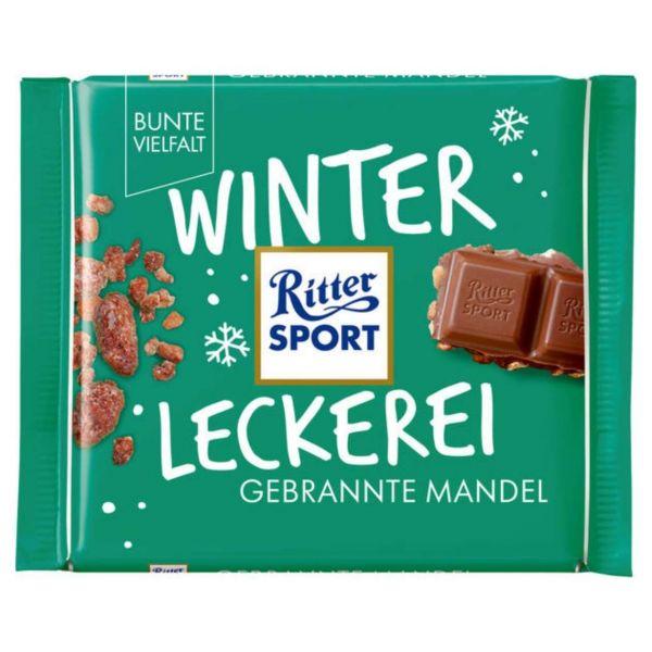 Ritter Sport Gebrannte Mandel, 100 g