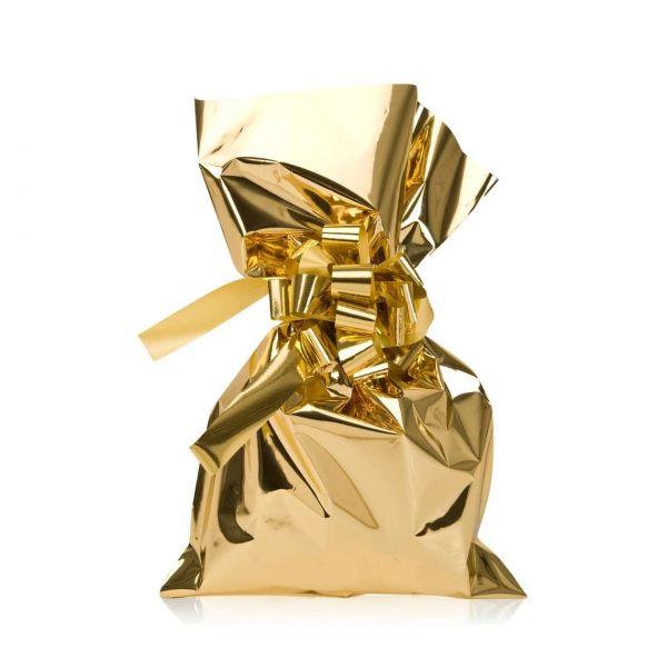 Folientüte, gold, 35 x 20 cm