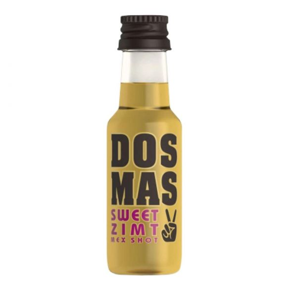 Dos Mas Sweet Zimt Mex Shot, 20 %, 2 cl