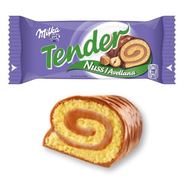 Milka Tender Nuss, 1 Kuchen