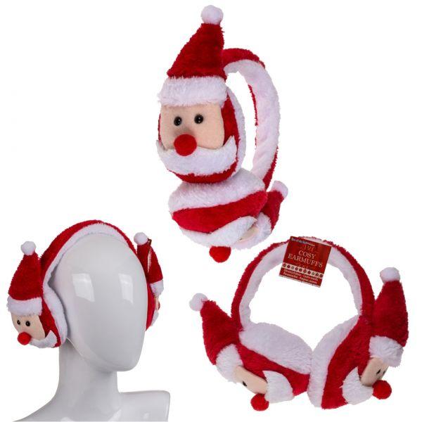 Kuschel Ohrenschützer, Weihnachtsmann