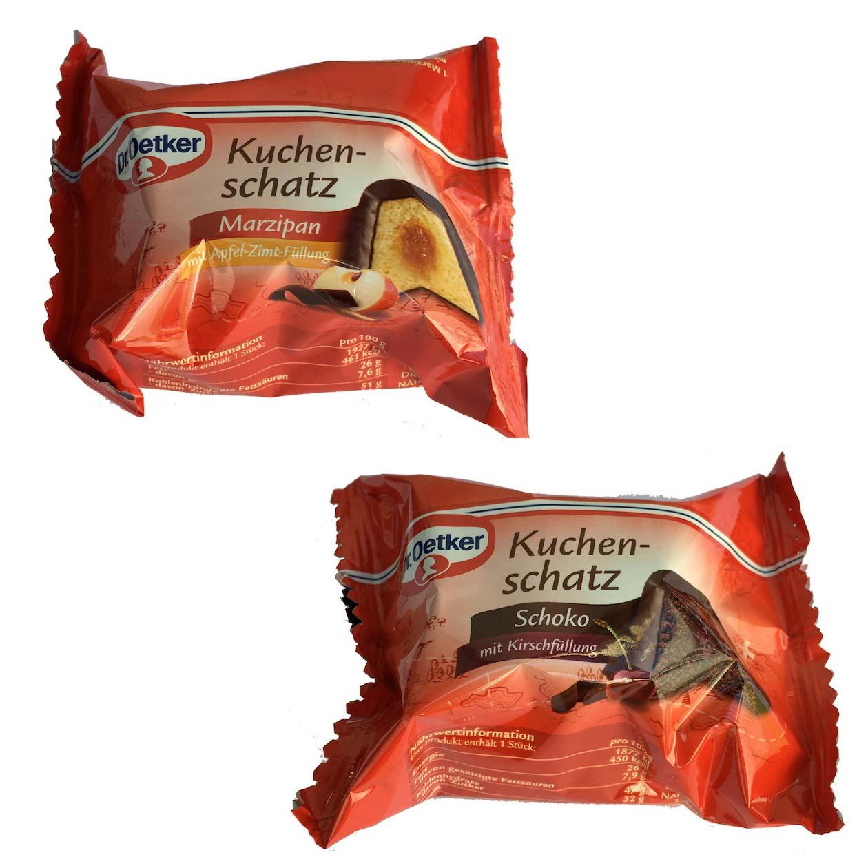 Dr Oetker Kuchenschatz Schokolade 1 Kuchen Adventskalender Shop