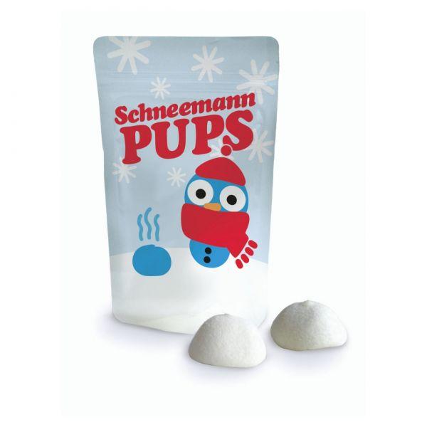 Schneemann Pups, Marshmallows
