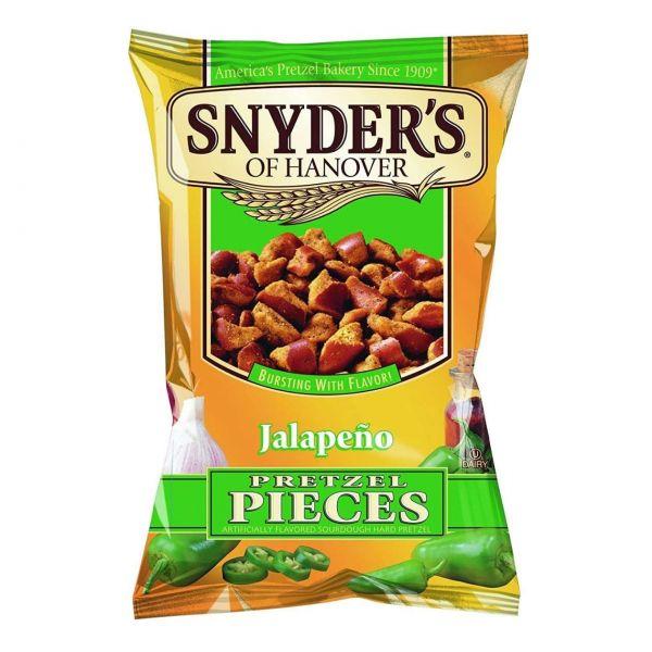 Pretzel Pieces Jalapeno, Snyder's of Hanover