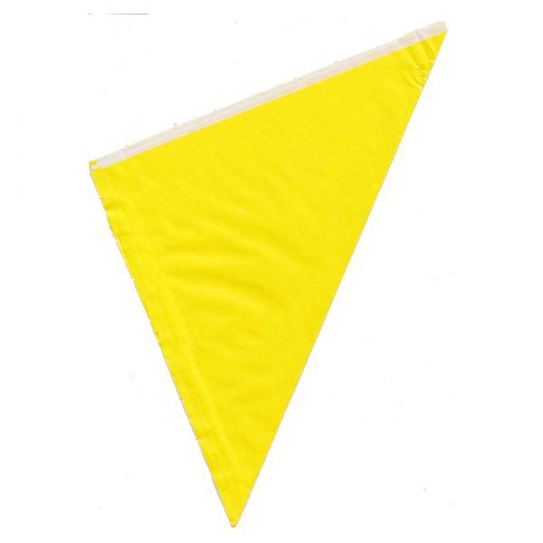 Spitztüte gelb, 22 cm