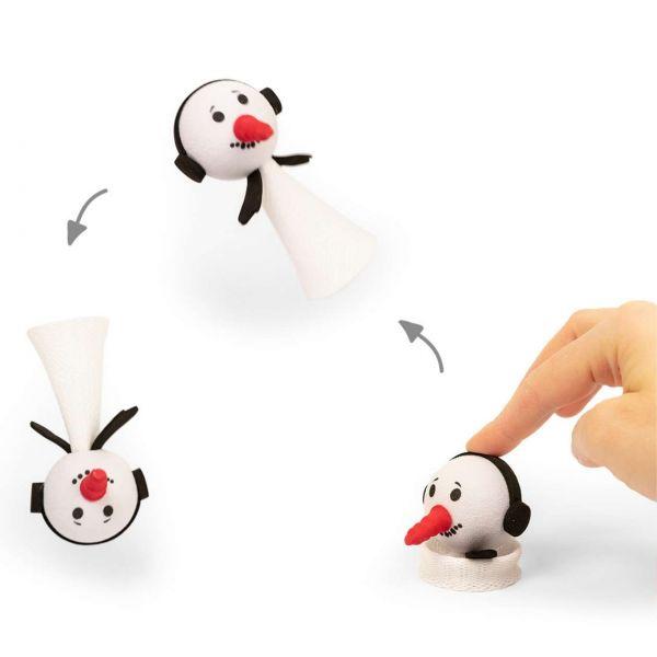 Jumping Snowman