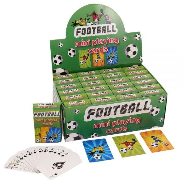 Mini Kartenspiel - Fußball
