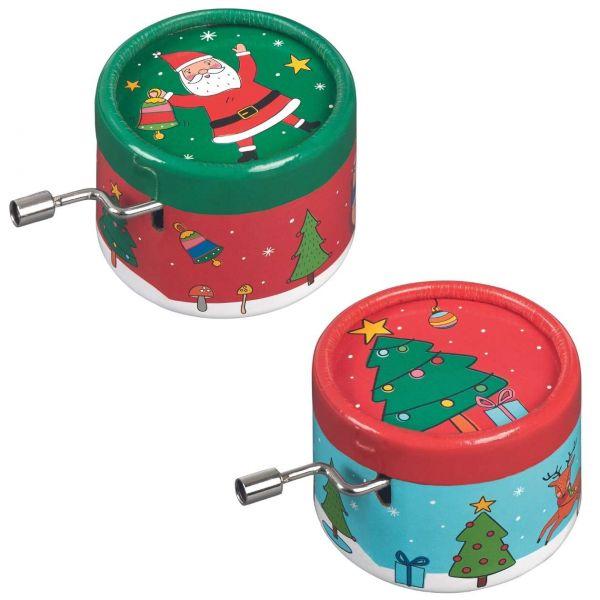 Spieluhr Weihnachten, sortiert