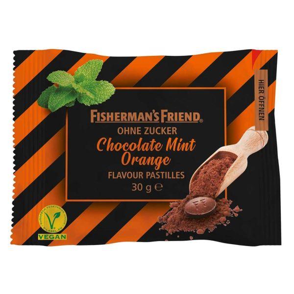 Fisherman´s chocolate Mint Orange