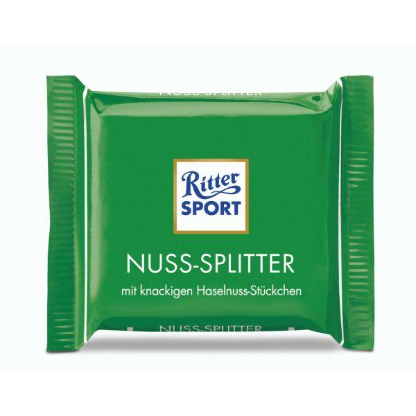 Ritter Sport mini Nuss-Splitter, 16,67 g