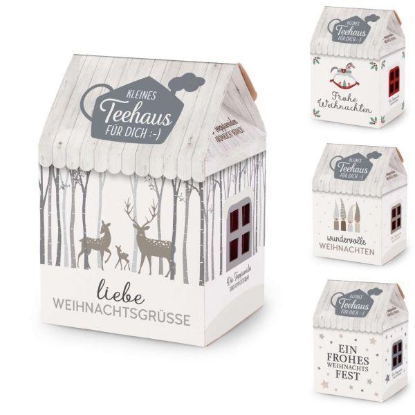 Kleines Teehaus für Dich, Zauberhafte Weihnachten, sortiert