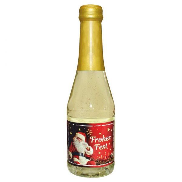 "Weihnachts-Piccolo ""Frohes Fest"", 0,2 l"