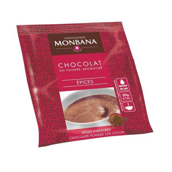 Monbana Trinkschokolade Spices
