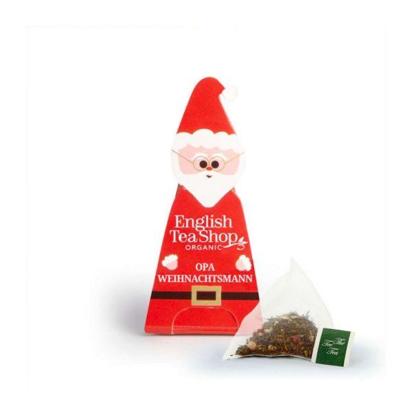 English Tea Shop Weihnachtsgesellen, Santa Claus