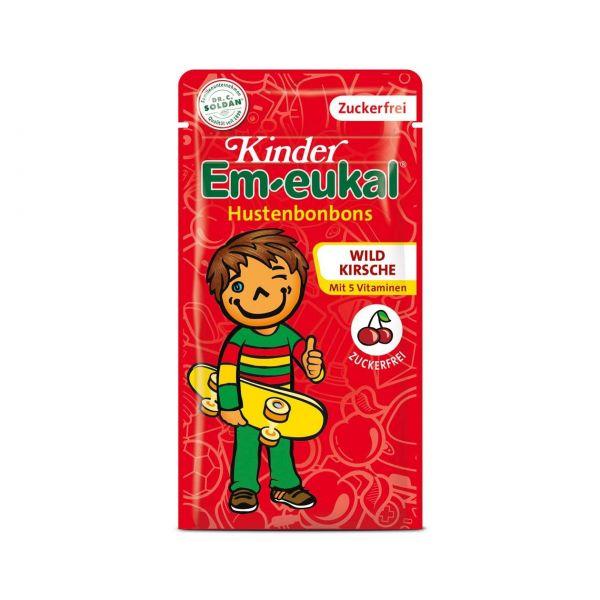 Kinder Em-eukal, Hustenbonbons