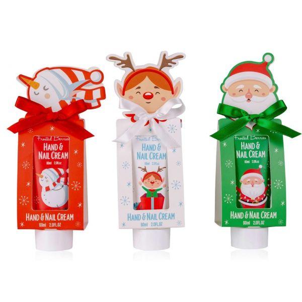 Hand- und Nagelcreme Santa&Co, sortiert