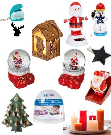 6 Stück Packung Zuckerstangen Weihnachtsbaum Festliche Dekorationen gestreifter