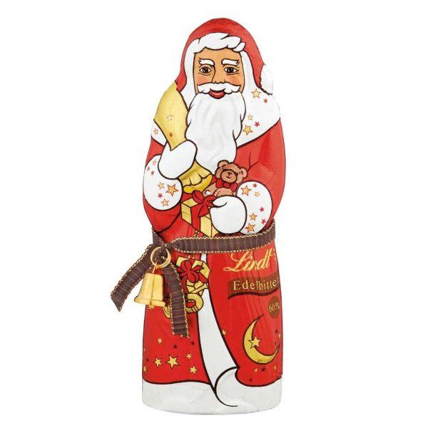 Lindt Weihnachtsmann, Edelbitter, 125 g