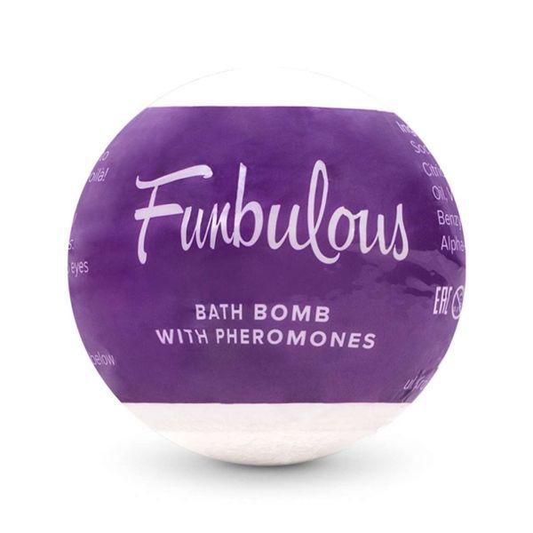 Sexy Badebombe mit Pheromonen: Funbulous