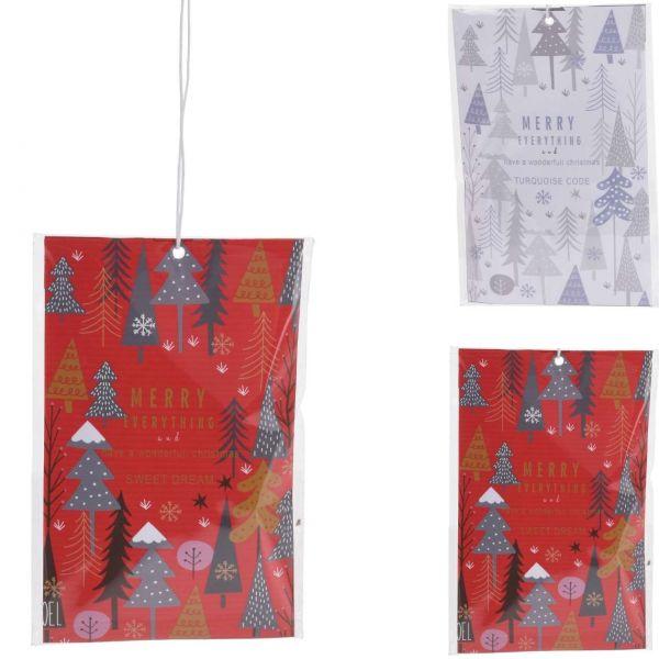 Dufttasche Weihnachten, sortiert