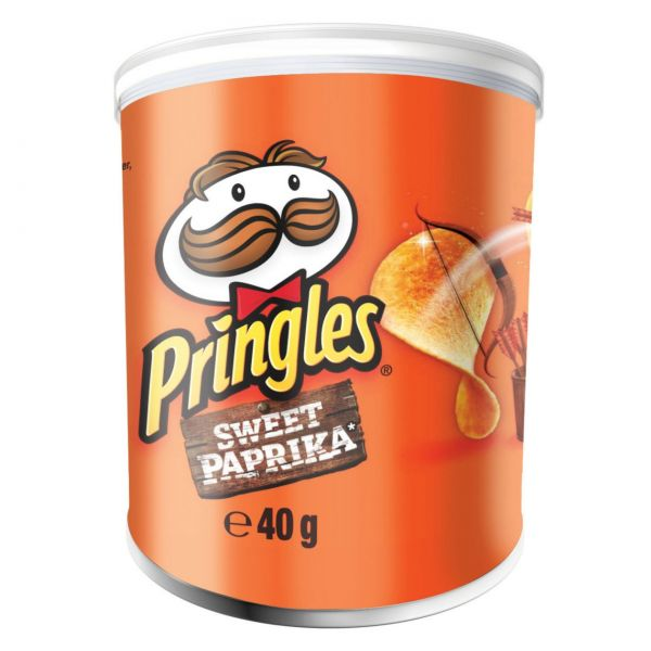 Pringles Sweet Paprika, 40 g